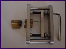 Extractor de cerraduras casero